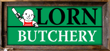 Lorn Butchery – Fresh meat delivered Maitland Region Logo