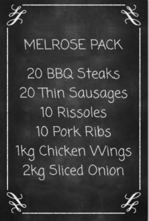 Lorn Butcher online Melrose Meat Pack
