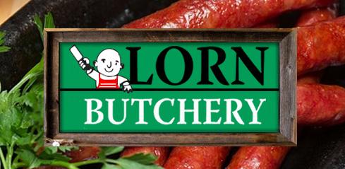 Lorn Butchery – Fresh meat delivered Maitland Region Logo