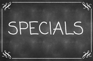 Butchery Specials